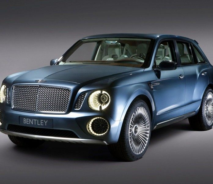 Bentley Suv, Luxury