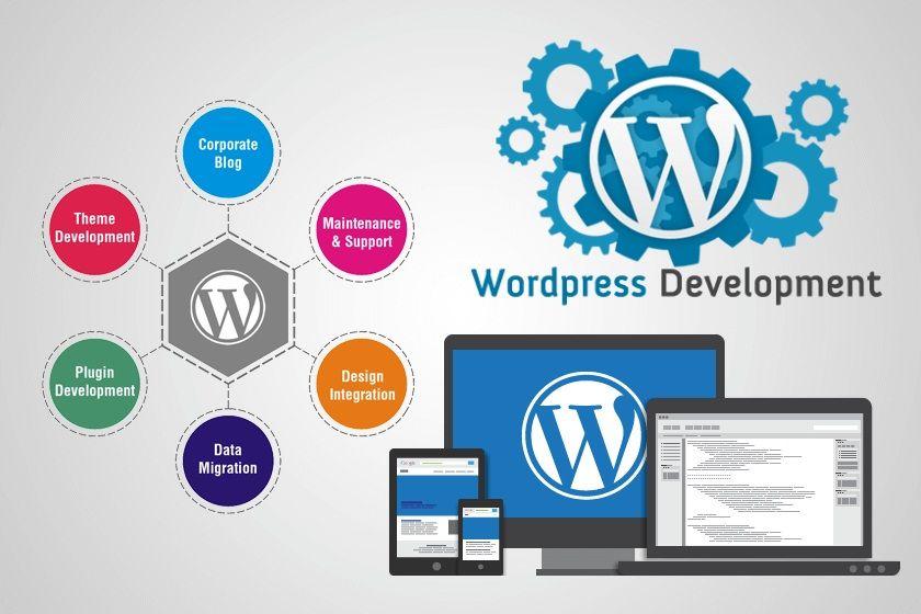 Wordpress Website Design services in Melbourne