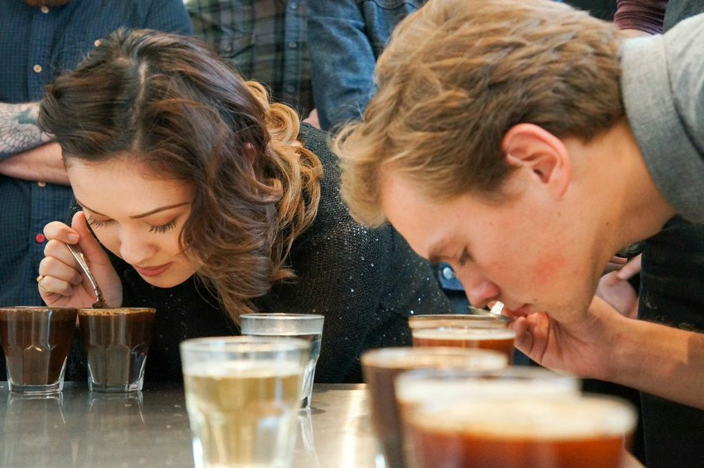 """On January 9, venerable Sacramento roaster/retailer Temple Coffee tweeted about a """"controversial cupping."""" One of our more interesting, and definitely most controversial public cupping will take pl..."""