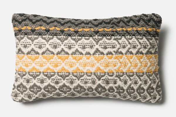 La Abeille Textural Lumbar Pillow