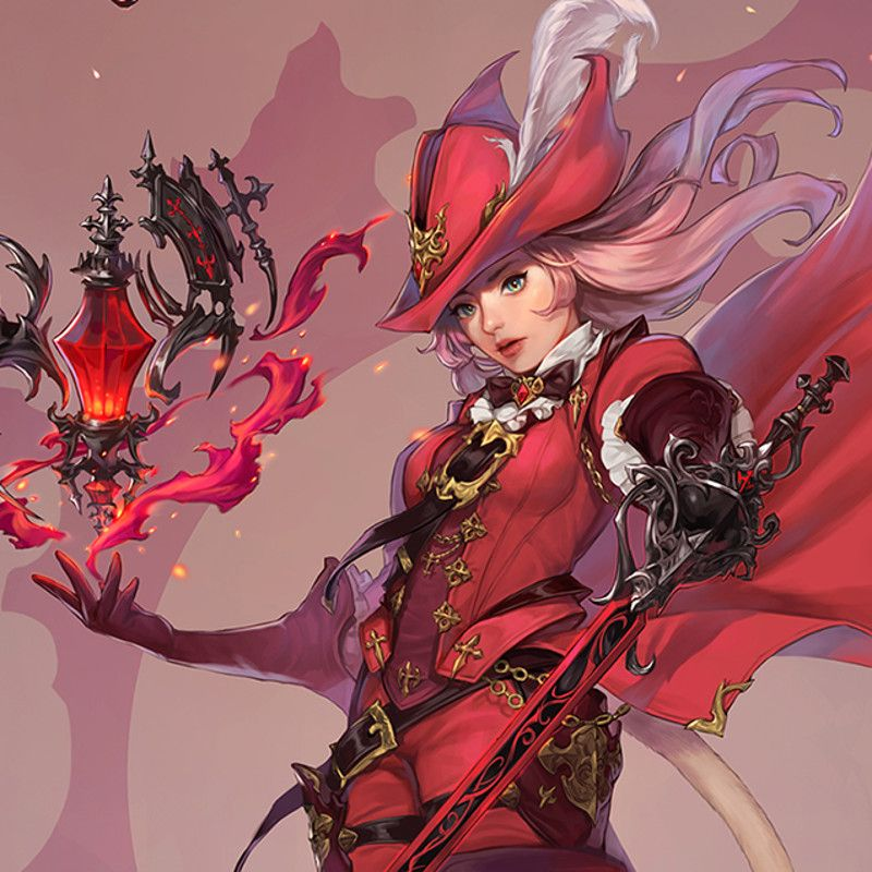 Image Result For Final Fantasy 14 Red Mage Final Fantasy Art Final Fantasy 14 Final Fantasy Xiv