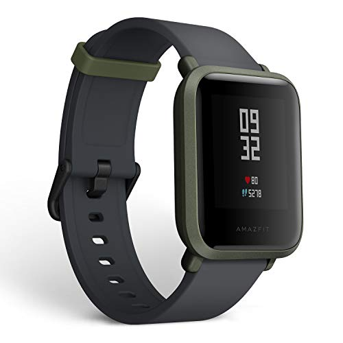 Smartwatch Xiaomi Huami Amazfit Bip Lite Version Frecuencia Cardiaca Impermeable Smart Watch Best Smart Watches Fit App