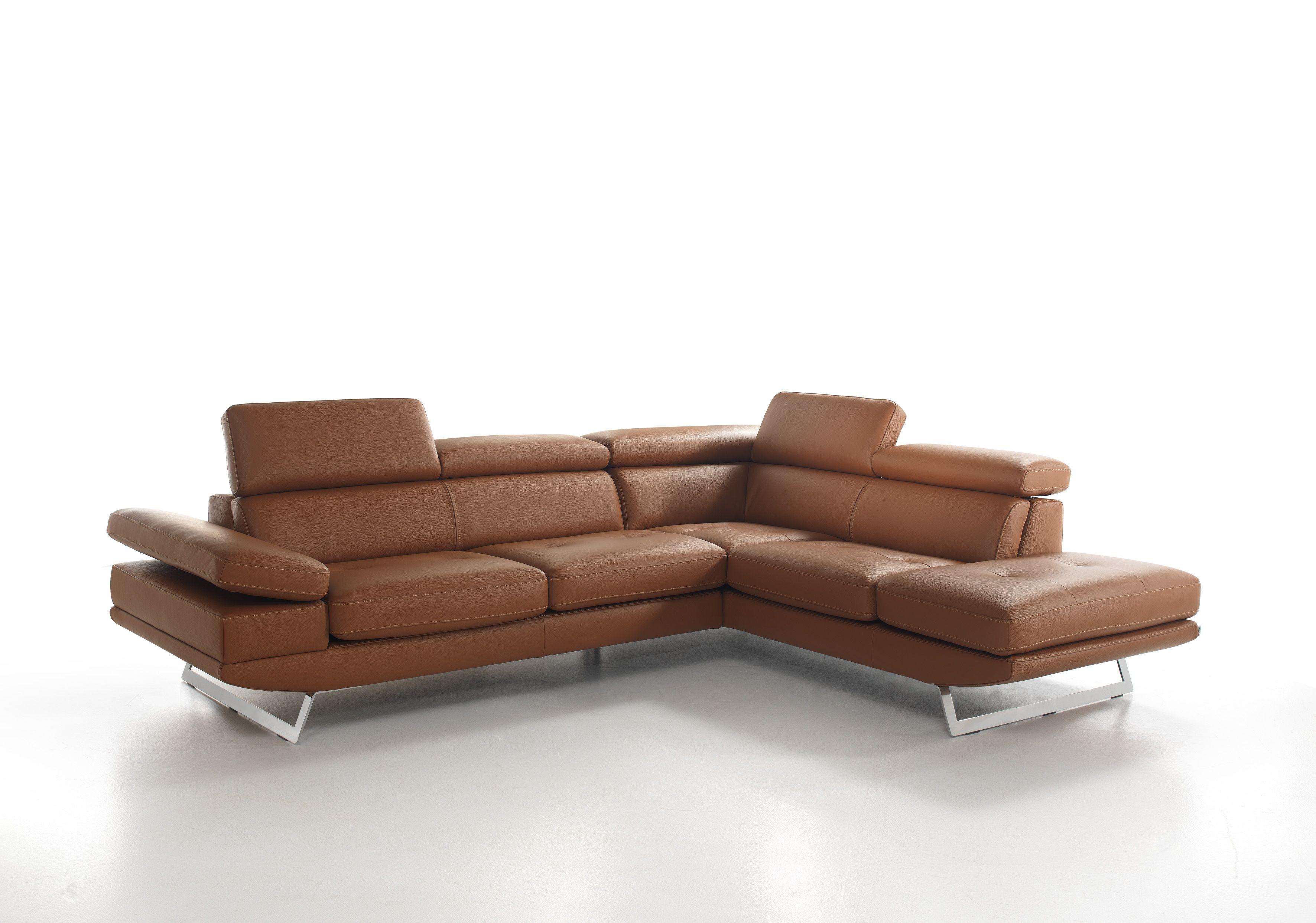 Cappello Mobili ~ Prachtige bruine hoekzetel in moderne stijl stijlvolle zetels