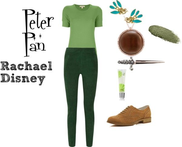 """Peter Pan"" by rachael-disney on Polyvore"
