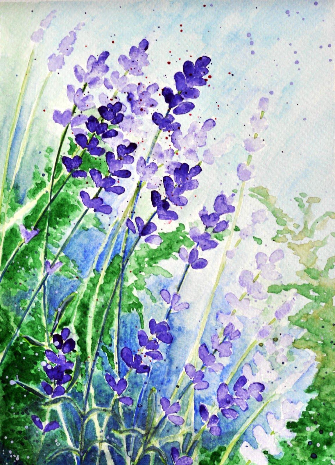 Znalezione Obrazy Dla Zapytania Malowanie Farbami Watercolor Art Lessons Watercolor Flowers Tutorial Floral Watercolor