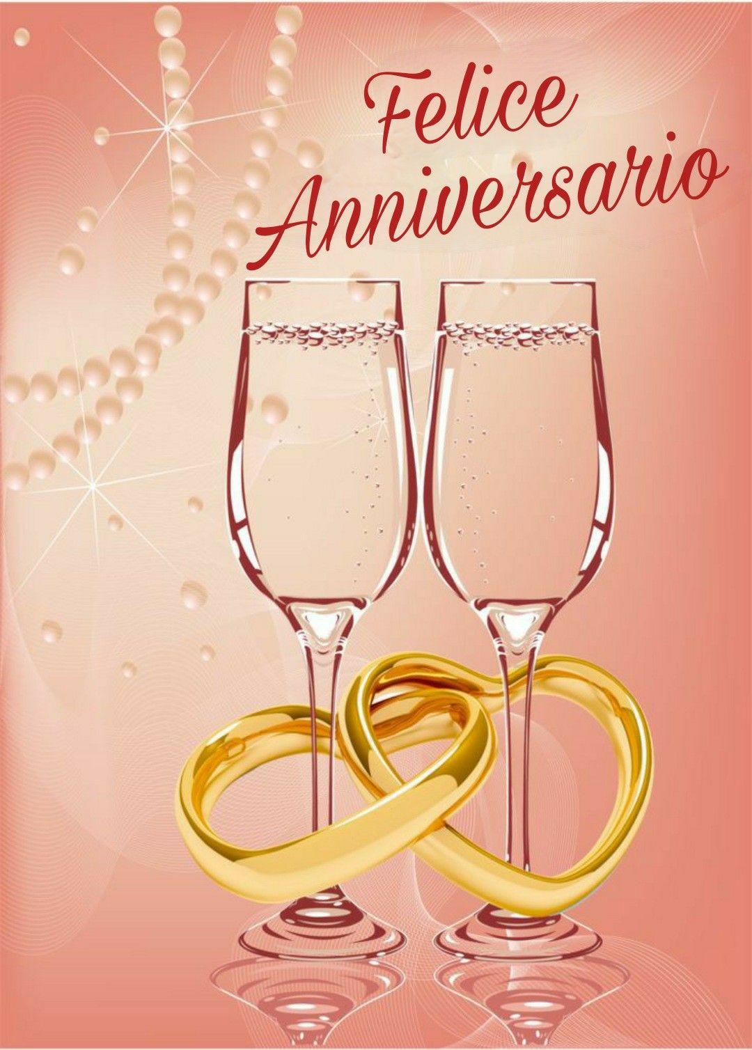 Buon Anniversario Nozze Nel 2020 Auguri Di Buon Anniversario Di Matrimonio Immagini Di Anniversario Di Matrimonio Buon Anniversario
