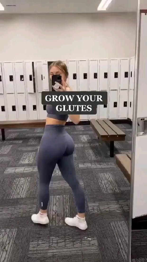 Grow Your Glutes