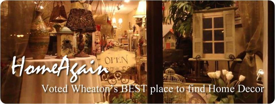 Furniture U0026 Home Decor Resale | Consignment Shop | Wheaton Illinois  Favorite | HomeAgain Resale Shop