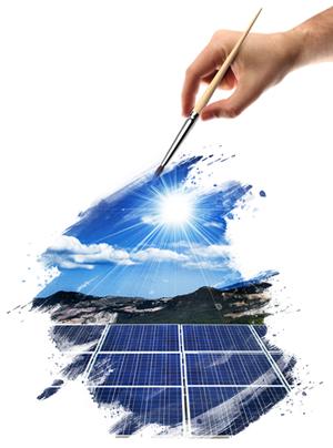 Photovoltaic Paint Solar Paint Solar Car Applications Solar Paint Photovoltaic Solar Car