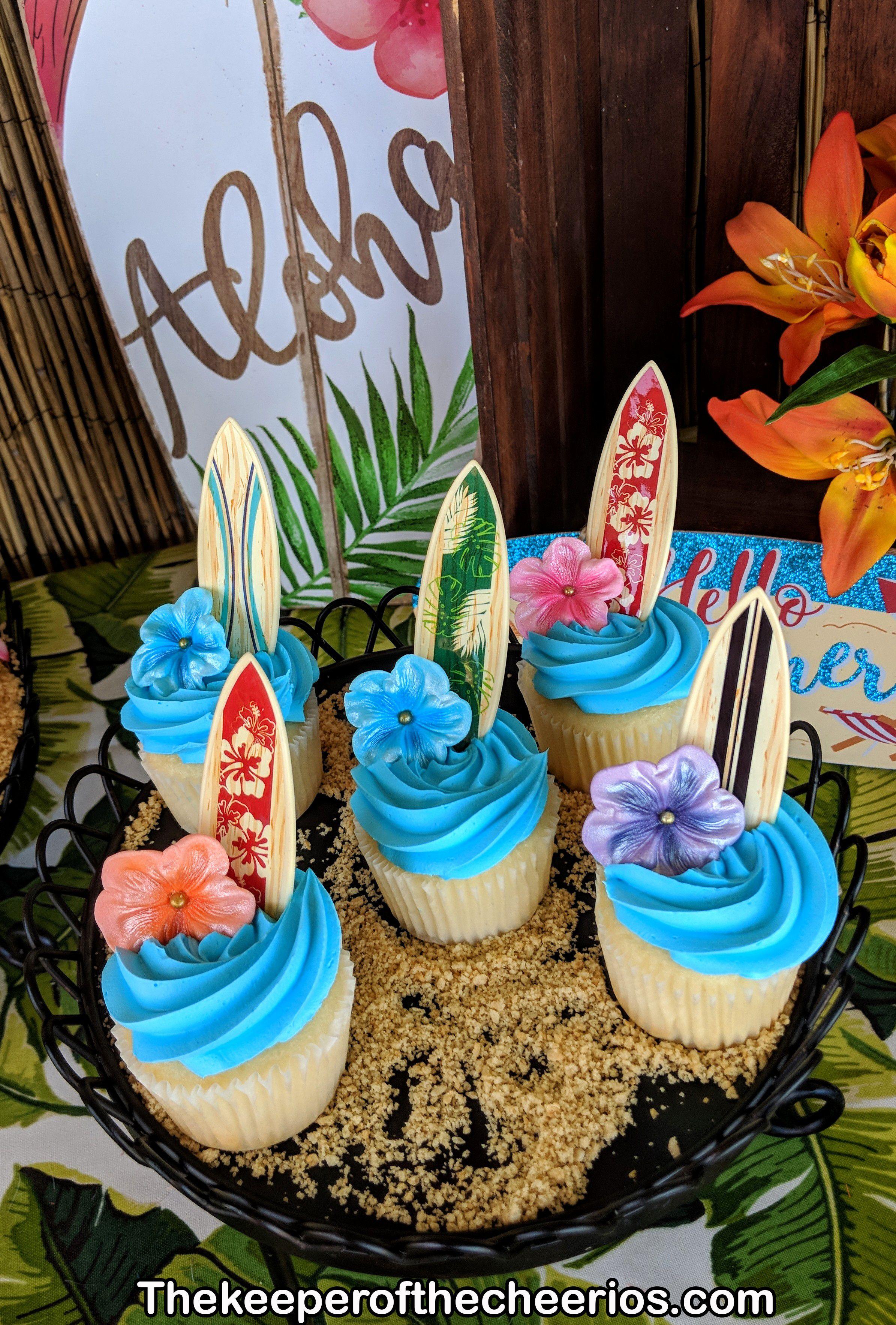 Hawaiian Luau Party #hawaiianluauparty