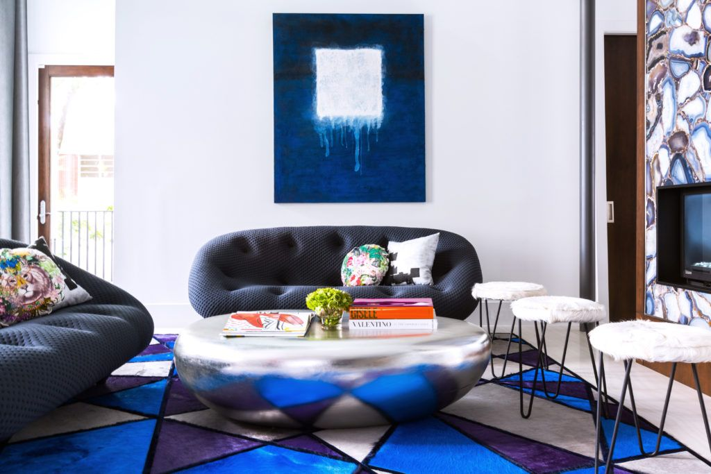Villa Italiana  Contour Interior Design