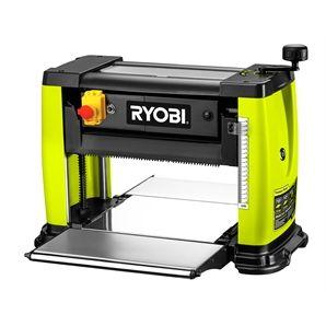 Ryobi Planer Thicknesser 1500w Ryobi Tools Ryobi Woodworking Tools For Beginners