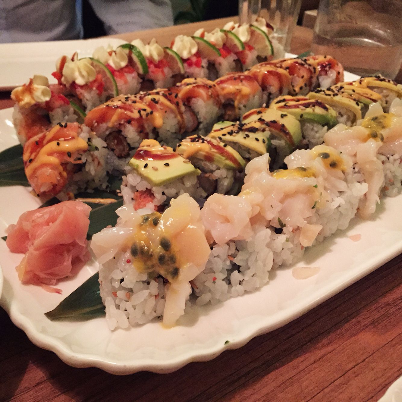 Dinner At Temakinho Restaurant In Rome: A Mix Of Japan And