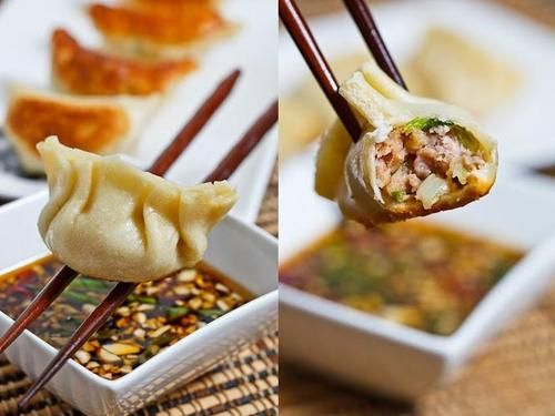 8 Lunar New Year Delicacies & Its Symbolism  #1 Jiao zi (#Dumplings) -Signifies family reunion. #Crescent-shaped #Jiaozi symbolises wealth and #prosperity because of its resemblance to ancient #Chinese #money  #cny #goodrich
