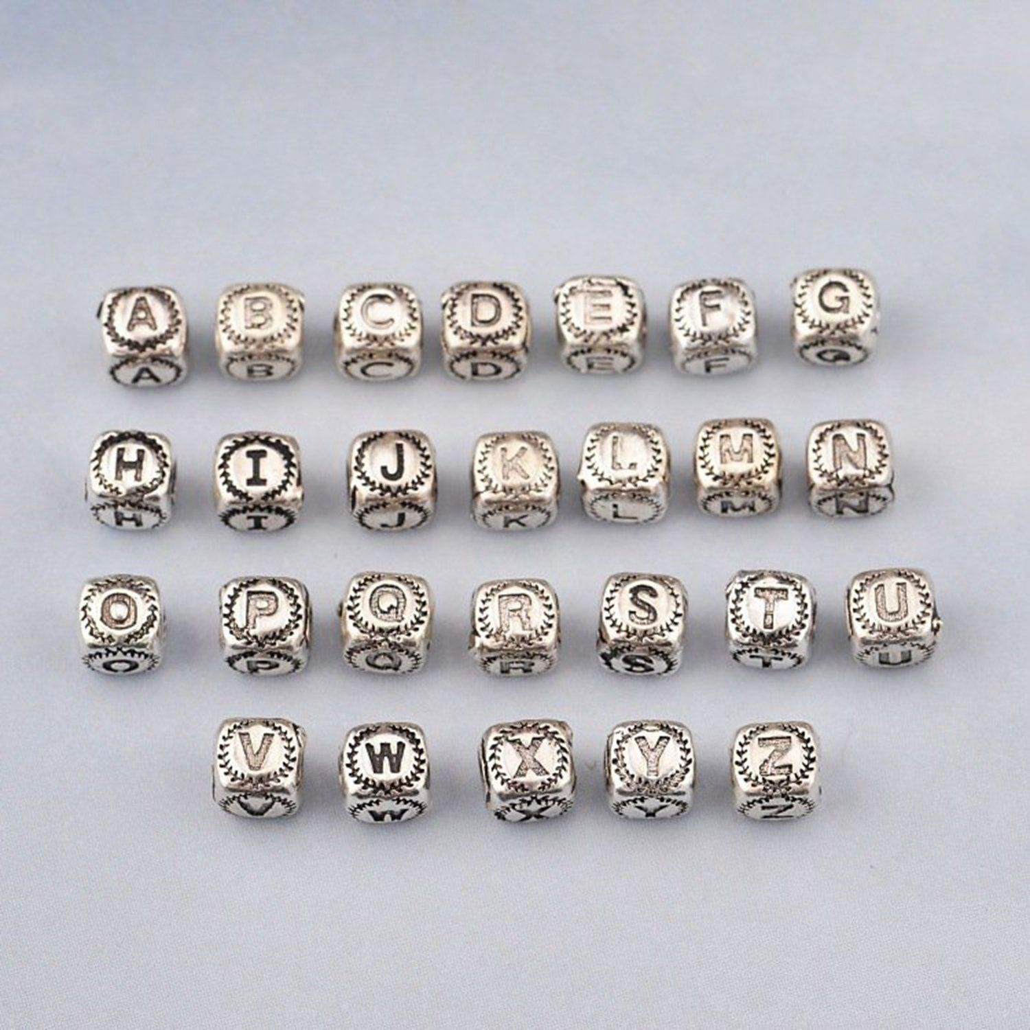 925 Sterling Silver Large Spiral Bali Beads for Bracelets or Necklac 3 Beads