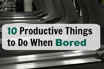Download Good DIY To Do When Bored from youngadultmoney.com