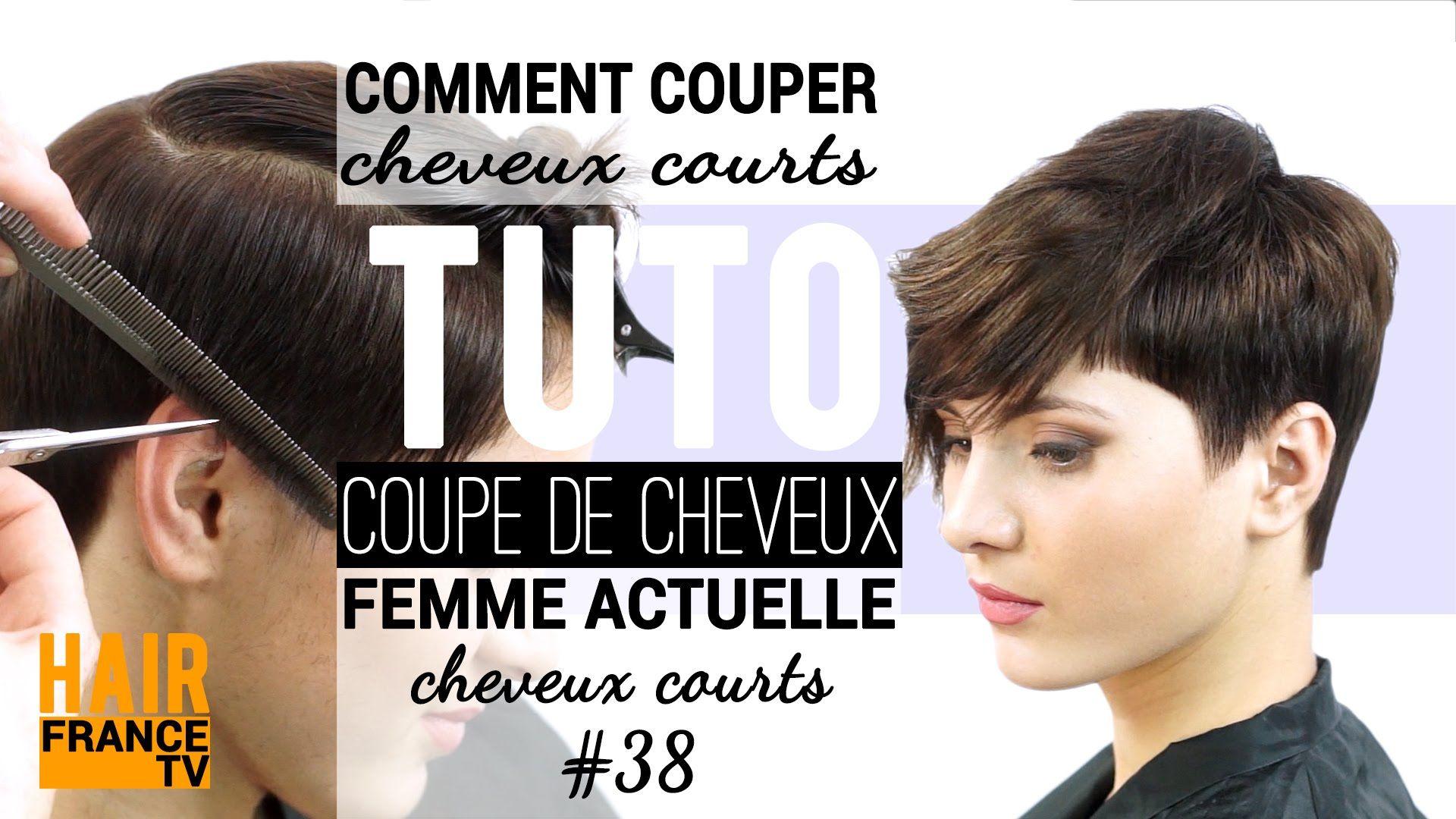39++ Youtube coiffure courte femme inspiration