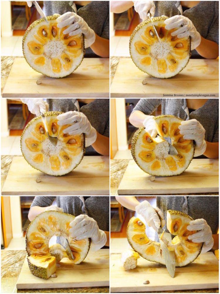 How to cook jackfruit seeds with photos recipe