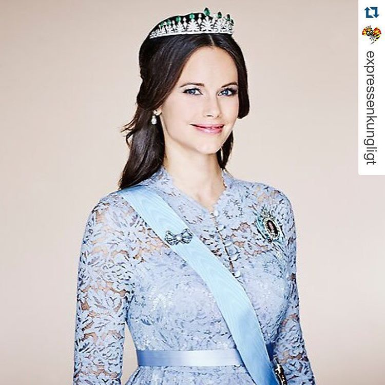 Sveriges prinsessa Sofia