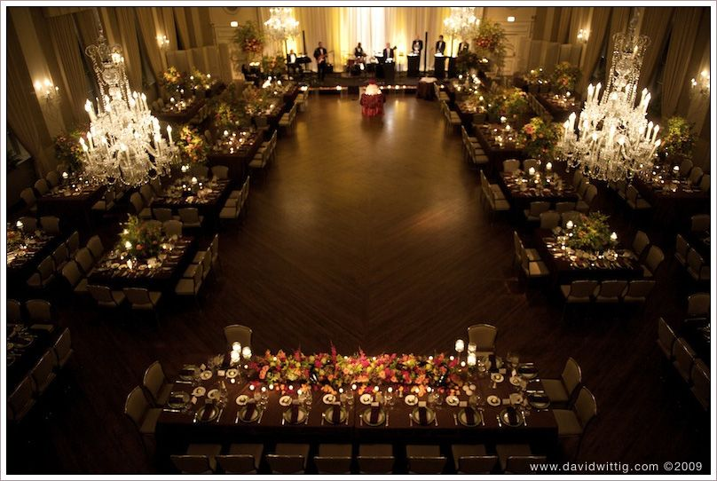 The Standard Club Reception Photos Chicago Wedding Venues Seems Like Room Seats Around