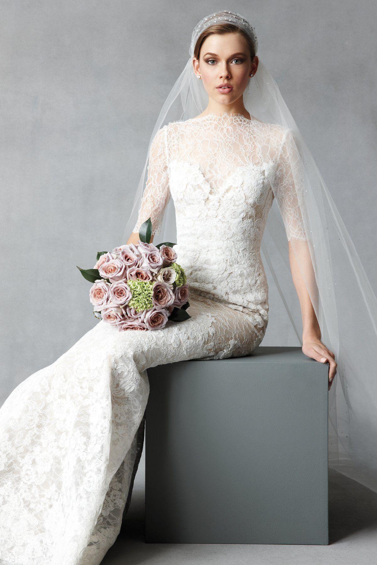 Watters Brides Kerry Gown | WATTERS | Pinterest | Paris elopement ...