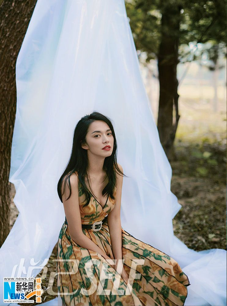 Yao Chen poses for fashion shoot | China Entertainment News