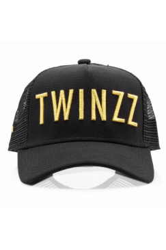 5bebd7fddfb3d0 Twinzz - Trucker Snapback - Black/Gold | Have you seen the latest snapbacks  from Twinzz now available @ Urban Celebrity!? The only question is - which  to ...