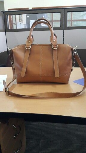 New bag.. custom-made, hand-made.. love it!