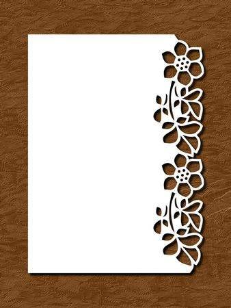 Over The Edge Floral Border 6 Svg Pdf By Apetroae Stefan In Svg