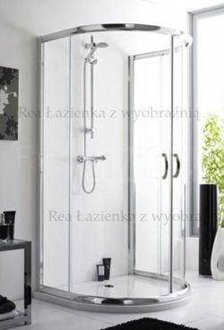 Kabina Przyscienna Roma Circo Shower Bathroom Lazienka Kabina Prysznic Shower Enclosure Shower Tray Quadrant Shower Enclosures