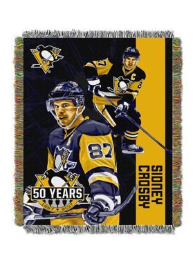 The Northwest Company Nhl Pittsburgh Penguins Sidney Crosby Iceburgh Tapestry - Multi