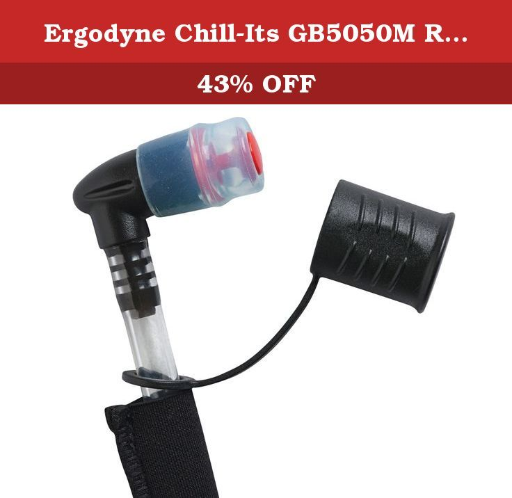 Ergodyne Chill-Its GB5050M Replacement Mouthpiece. General Duty Back Pack: Carry your gear and computer on your back. Padded straps and rucksack design.