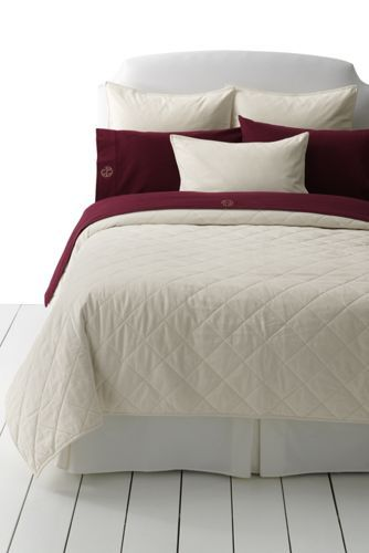 Quilted+Velvet+Coverlet+from+Lands'+End