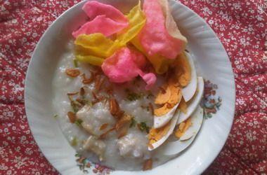 Resep Bubur Ayam Khas Banjar Resep Masakan Makanan Enak Resep Resep Makanan