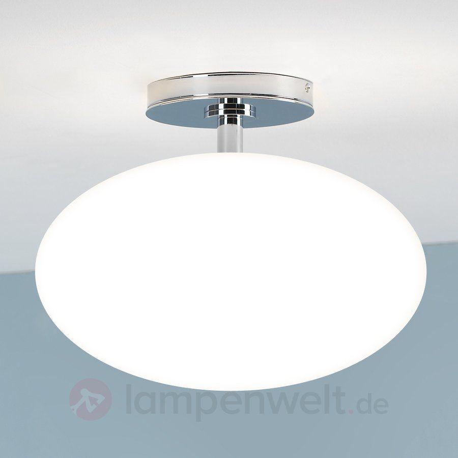 Ovale Bad-Deckenleuchte Zeppo IP44 | Leuchten | Pinterest | Bäder ...