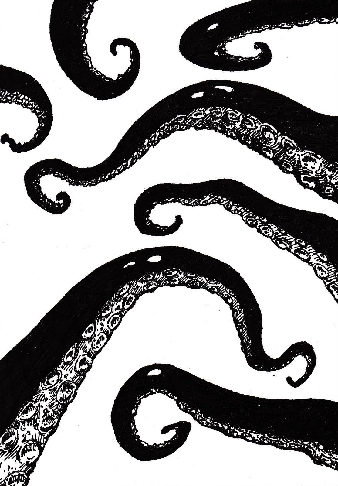 tentacles book report
