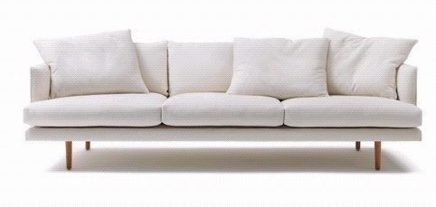 Elegant Orson And Blake Nook Sofa
