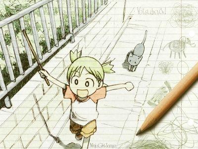 Sketch anime tìm với google