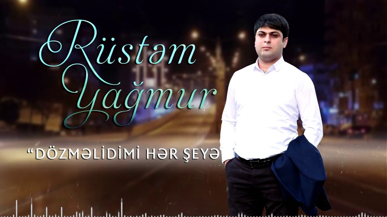 Rustem Yagmur Dozmelidimi Her Seye 2020 Official Audio Audio Official Youtube