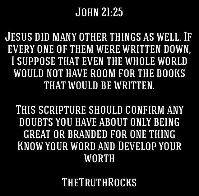 #TheTruthRocks