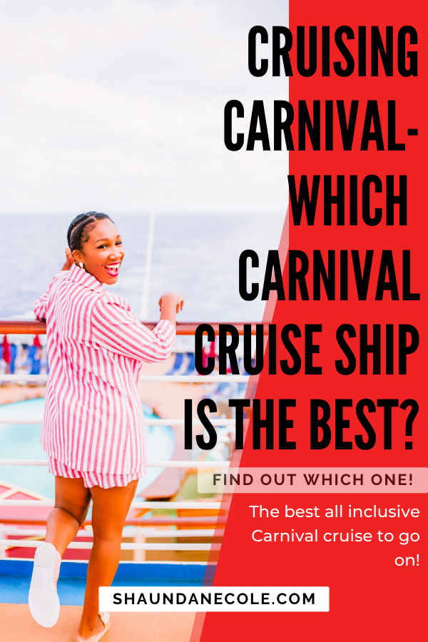 Carnival Cruise Lines Auditions In Las Vegas For Musicians: Which Carnival Cruise Ship Is The Best? In 2020
