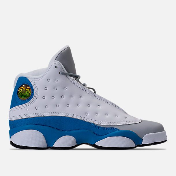 brand new 4bceb a417d Right view of Girls  Grade School Air Jordan Retro 13 (3.5y - 9.5y) Basketball  Shoes in