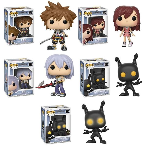Kingdom Hearts 3 Exclusive Funko Mystery Mini