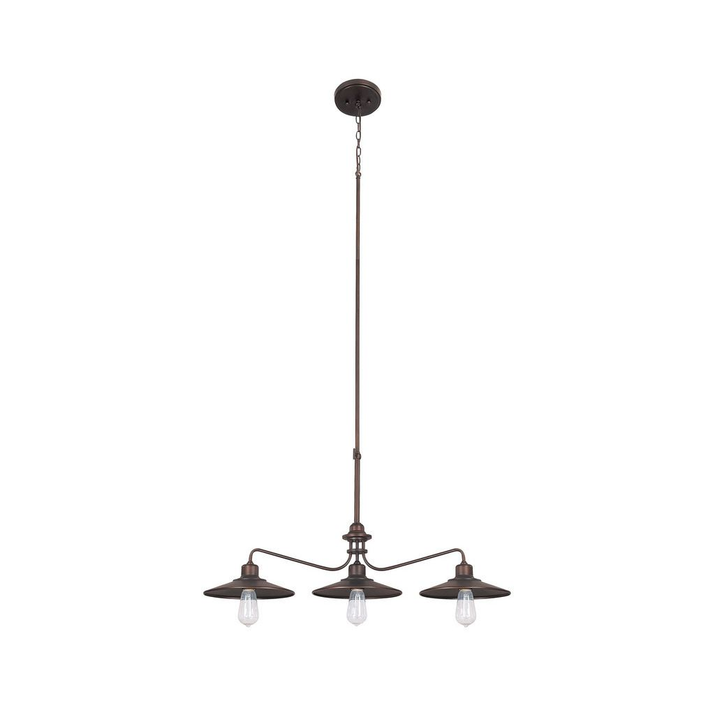 Light Fixtures Online Canada Capital Lighting Urban Collection 3 Light Burnished Bronze