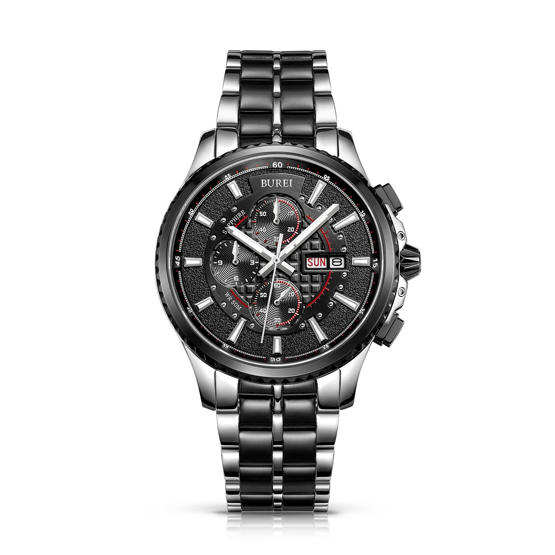 us 79 99 burei 17003 switzerland watches men men s luminous us 79 99 burei 17003 switzerland watches men men s luminous chronograph day and date watch