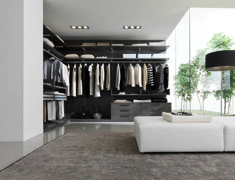 Furniture designs white and grey closet dream closets by italian designers gruppo euromobil