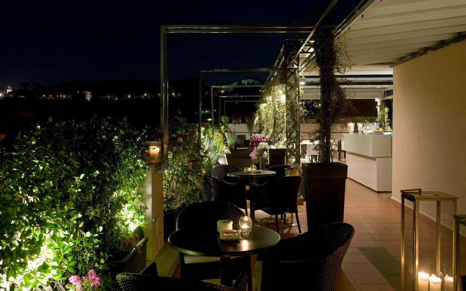 Benvenuti al ristorante I Sofa Roma Hotel, Ristorante