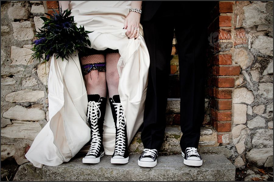 5 Whimsical Spooky Halloween Wedding Ideas For Autumn