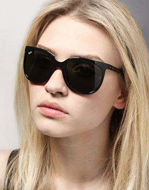 Ray Ban Cats Sunglasses  1000+ images about eyewear on pinterest