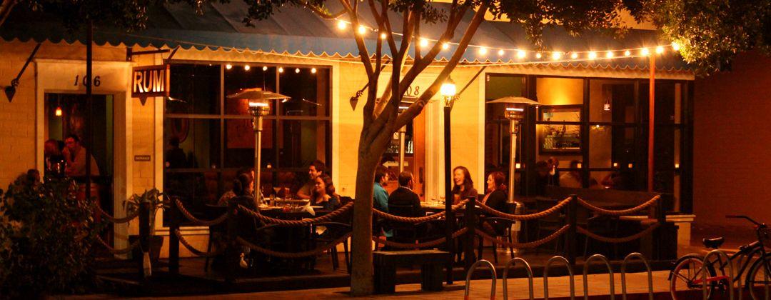 The Breadfruit Rum Bar Downtown Phoenix Restaurant Cool